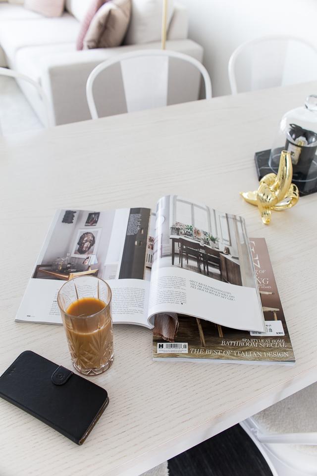 inspiraatio, kahvihetki, villa h