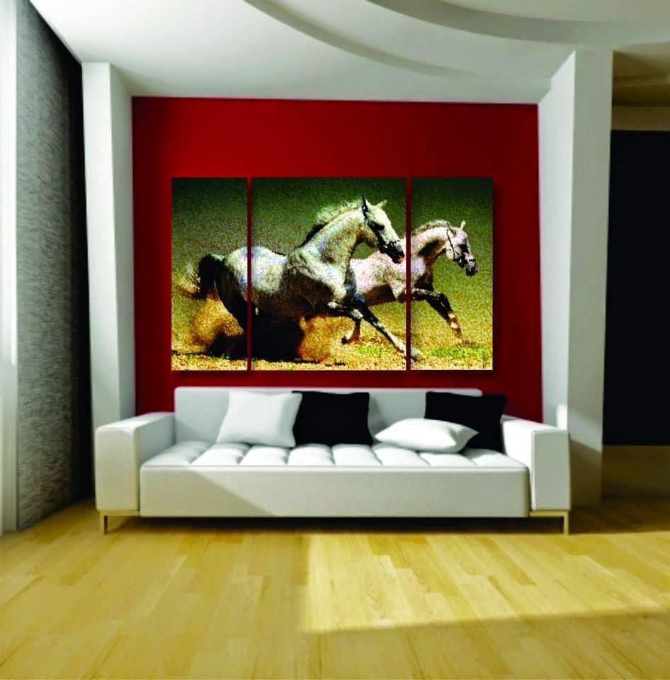 Tendencia en decoracin Los cuadros polpticos Revista TendenciaDeco