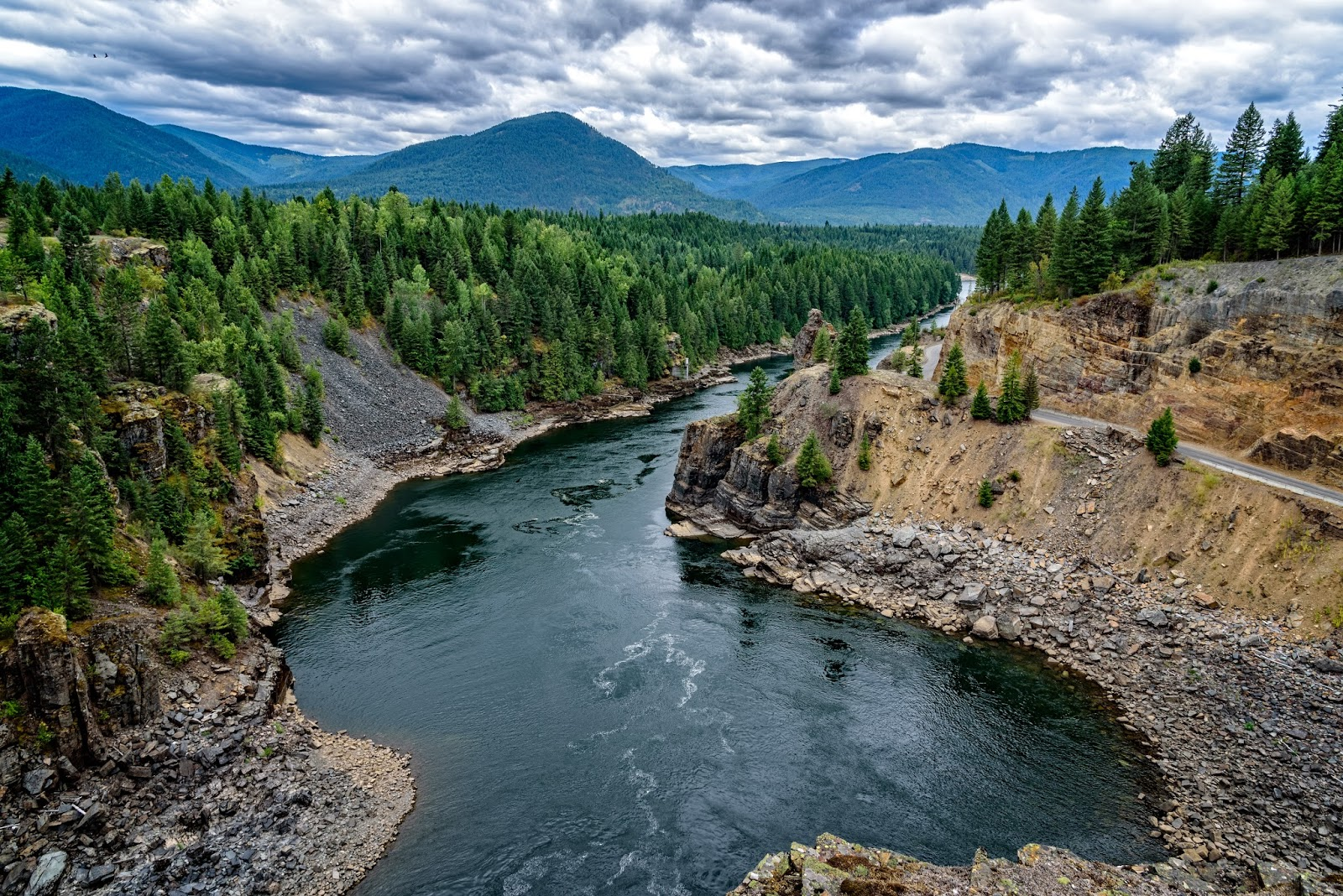 Binnshire Backpacks And Beer Idaho Montana August 5 10