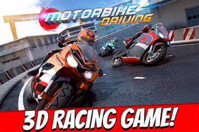 Download Permainan Motorbike Driving Simulator 3D APK Version 1.6.0