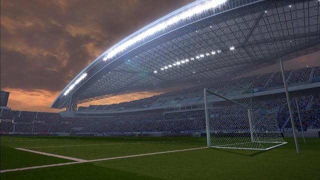 PES 2017 Evening Mod + Fix Allianz & Bernabeu dari Ade Vodkha