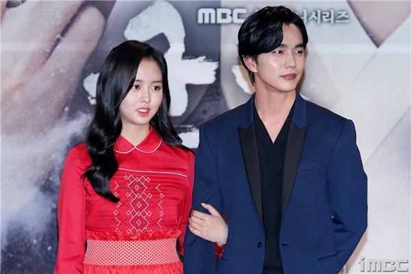 """Yoo Seung Ho lần đầu """"thổ lộ"""" tình cảm thật của mình với Kim So Hyun"""