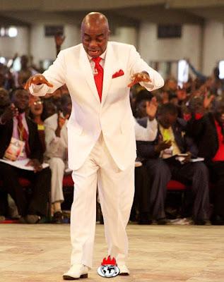 David Oyedepo DECLARING