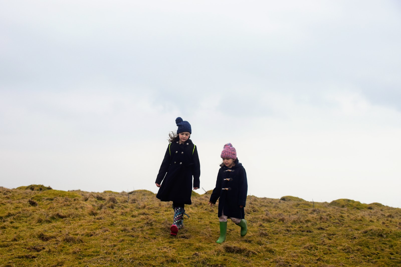 , Visiting The Little Chap, St Govan's Head, Pembrokeshire