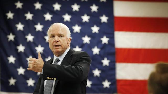 McCain a Obama: Queremos bombas 75 veces más fuertes que la de Hiroshima