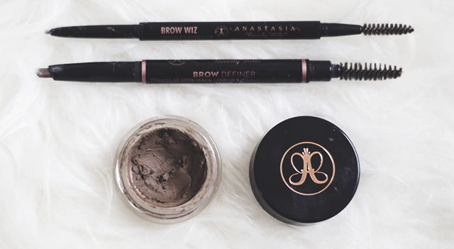 brows: anastasia beverly hills products