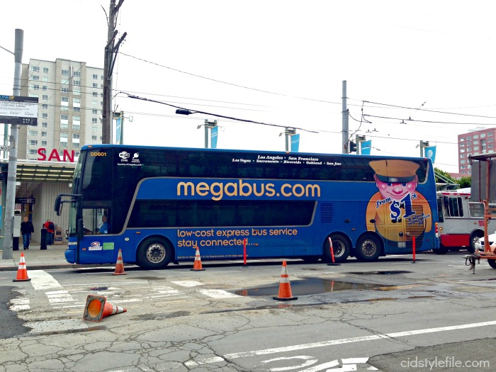 budget travel, san francisco, megabus, traveling, golden gate bridge, city bus tour, travel tips,