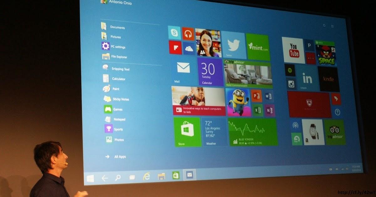 Brand new windows 10 kernel made os more safer for Brand windows