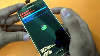 Cara Flashing Samsung Galaxy S5 SM-G900H Via Odin