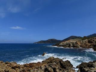 Côte rocheuse autour du golfe de Galeria - Balagne - Calvi