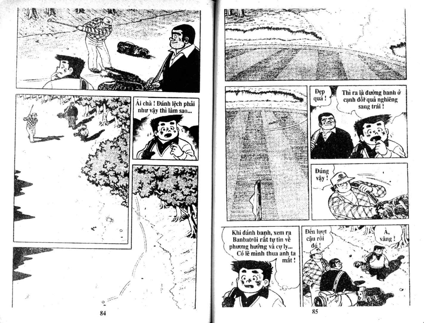 Ashita Tenki ni Naare chapter 15 trang 41