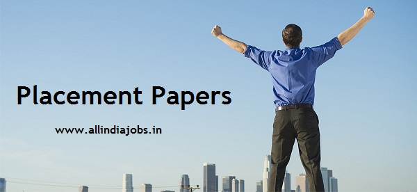 Latest Placement Papers Of All MNC Companies   Freshers jobs