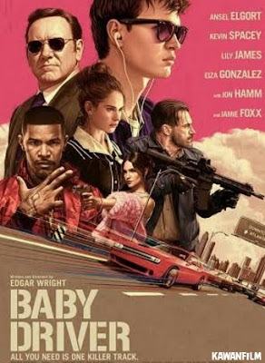 Baby Driver (2017) Bluray Subtitle Indonesia