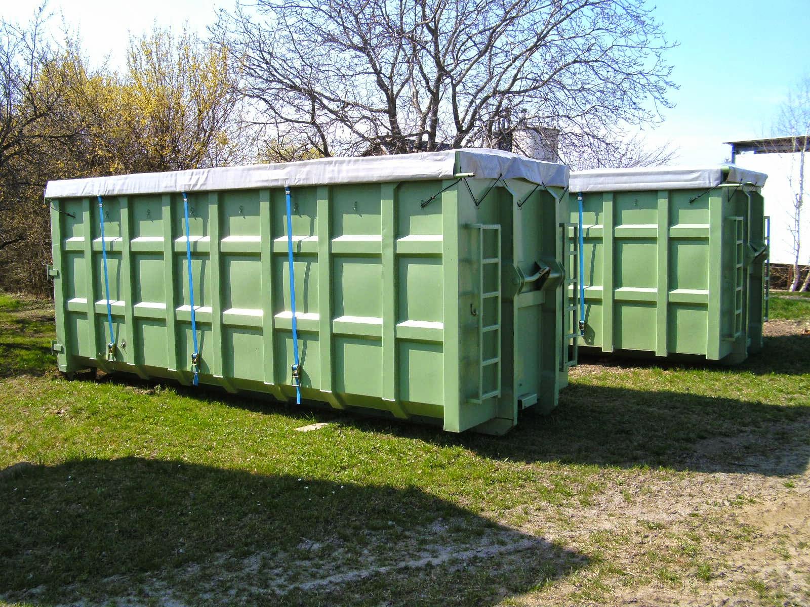 Atemberaubend hfk service: vermietung hakenlift-container #SA_93