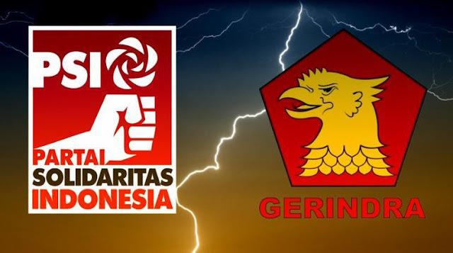2019 Gerindra vs PSI, Siapa yang akan Gigit Jari?
