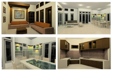 Desain Interior Rumah Minimalis Tipe 36 4