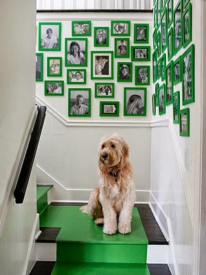 50 Creative Staircase Wall decorating ideas, art frames ... on Creative Staircase Wall Decorating Ideas  id=56747