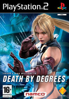 Tekkens Nina Williams in Death by Degrees PAL PS2
