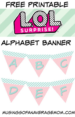LOL Surprise banner