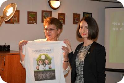 tricou pentru doamna diriginta