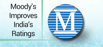 Moody's Improves India's Ratings
