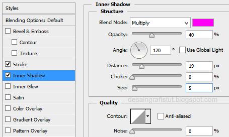 Inner-shadow