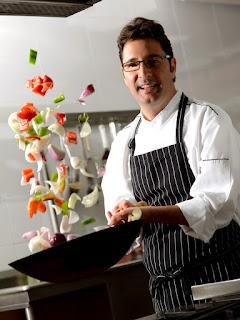 Chef Santiago Granda