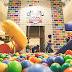 Castelo com mais de 250 mil bolinhas no Campinas Shopping diverte crianças e adultos