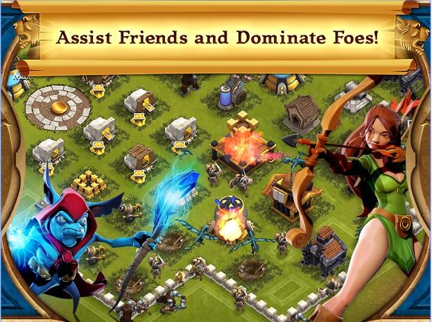 لعبة ساحات القتال Arcane Battlegrounds