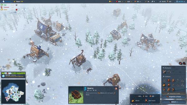 Northgard - Đế Chế Vikings