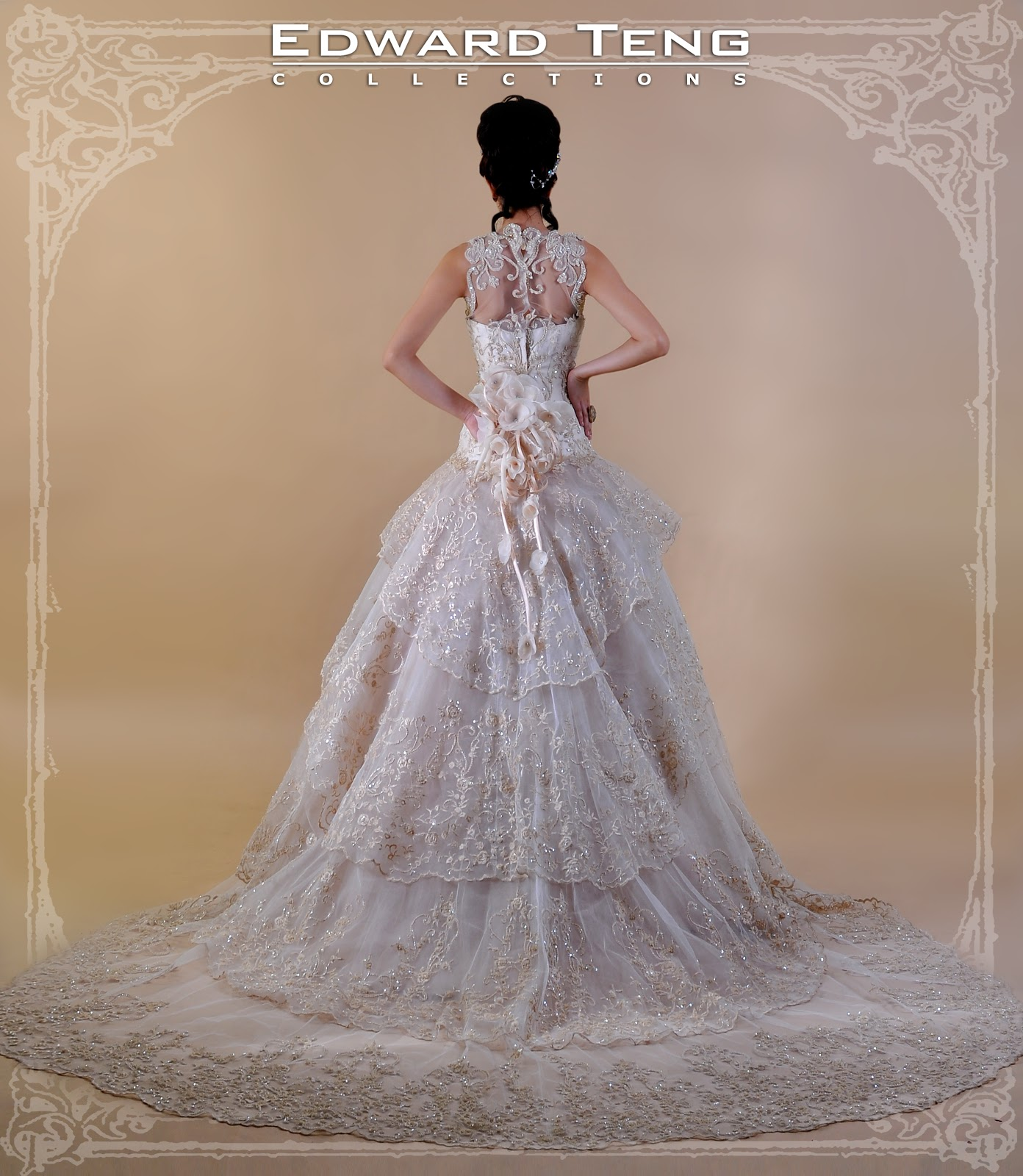 Philippine Bridal Gowns: NEW COLLECTION OF