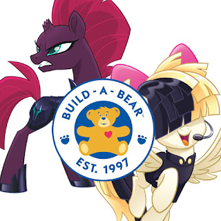 Tempest Shadow and Songbird Serenade Coming to Build-a-Bear