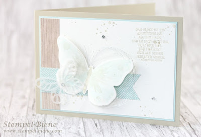 MTS #225: Stampin' Up! Watercolor Wings