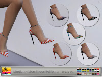 Madlen Kristen Shoes Patterns