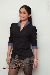 Priyanka Pallavi Stills in Micro Mini Skirt at Nenosthaa Movie Song Launch at Radio City