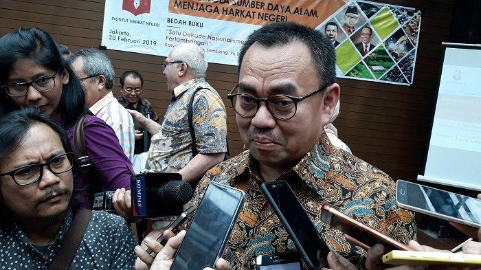 Citaten Politiek Luar Negeri : Celotehan sudirman said divestasi freeport bakal jadi skandal besar
