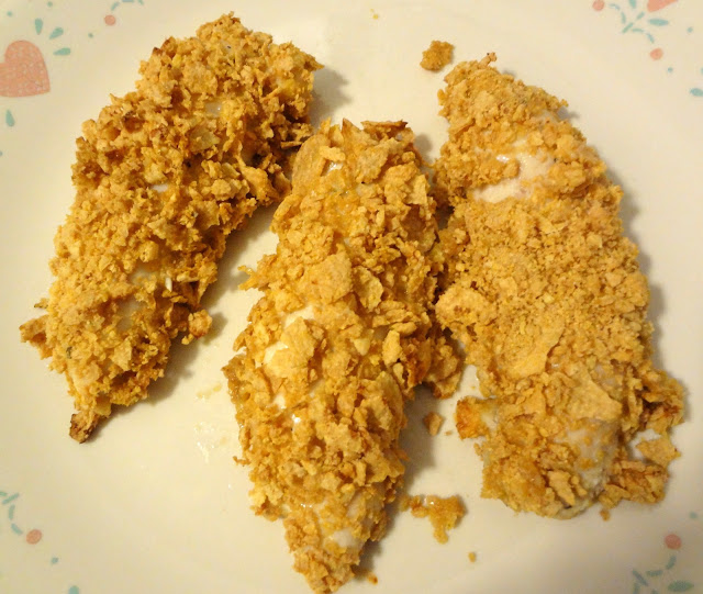 Cook Yourself Thin Chicken Tenders