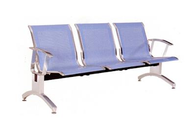 Ghế băng chờ sân bay thiết kế hiện đại, sang trọng