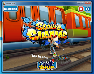 Download Subway Surfers Untuk Komputer Laptop