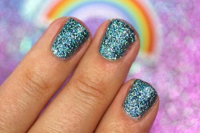 Glam U0026 Shine - Beautyblog Essence Holo Rainbow Nagellack