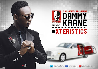 VIDEO: Dammy Krane - Xteristics