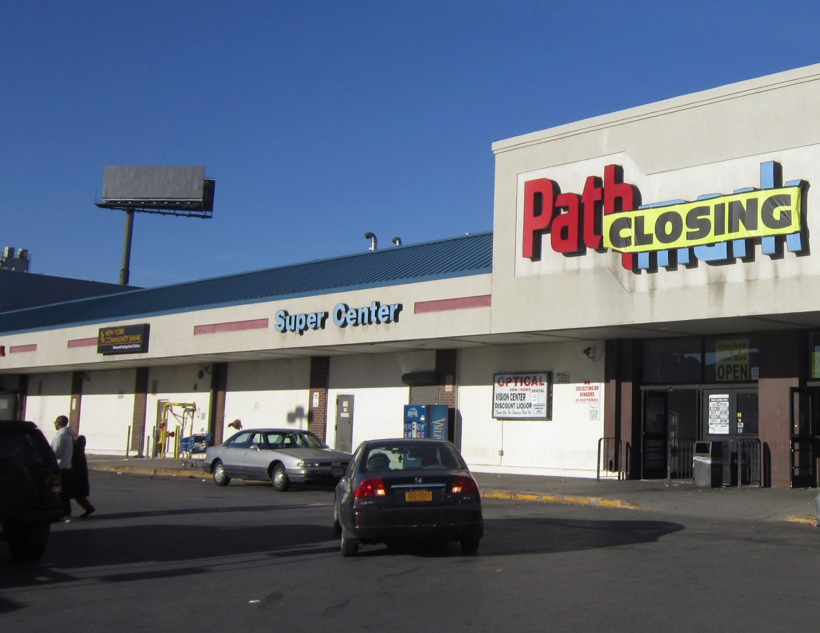 One More Folded Sunset Pathmark Site Purchased For 35m
