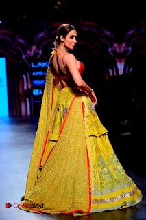 Bollywood Actress Malaika Arora Khan Walks on Ramp at LFW Summer 2017  0018.jpg