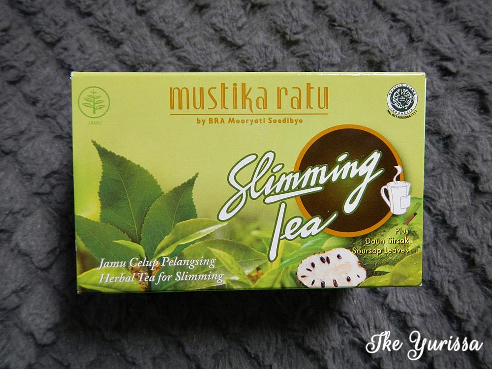 CARA MINUM TEH HIJAU SLIMMING TEA