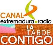 BVE mencionada en el programa de Canal Extremadura Radio LA TARDE CONTIGO presentado por  Esther Sánchez Lázaro y José María da Silva (7/2/2018)