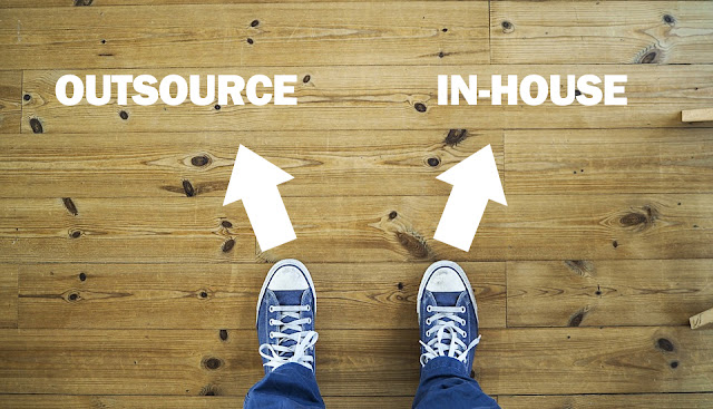Outsource vs. In-House Marketing Tips for Small Businesses