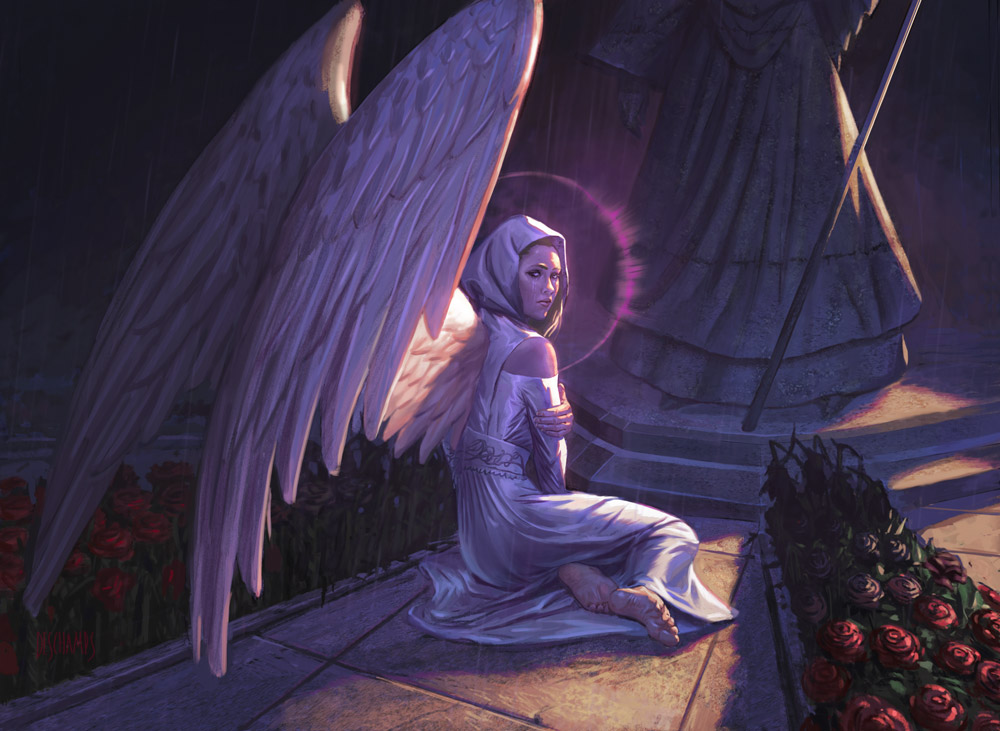 angel of sorrow - photo #15