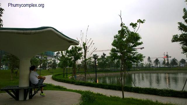 Thiên nhiên xanh tại Ngoại giao đoàn
