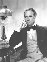 Leslie Howard as Ashley, gone with the wind, directed by Victor Fleming
