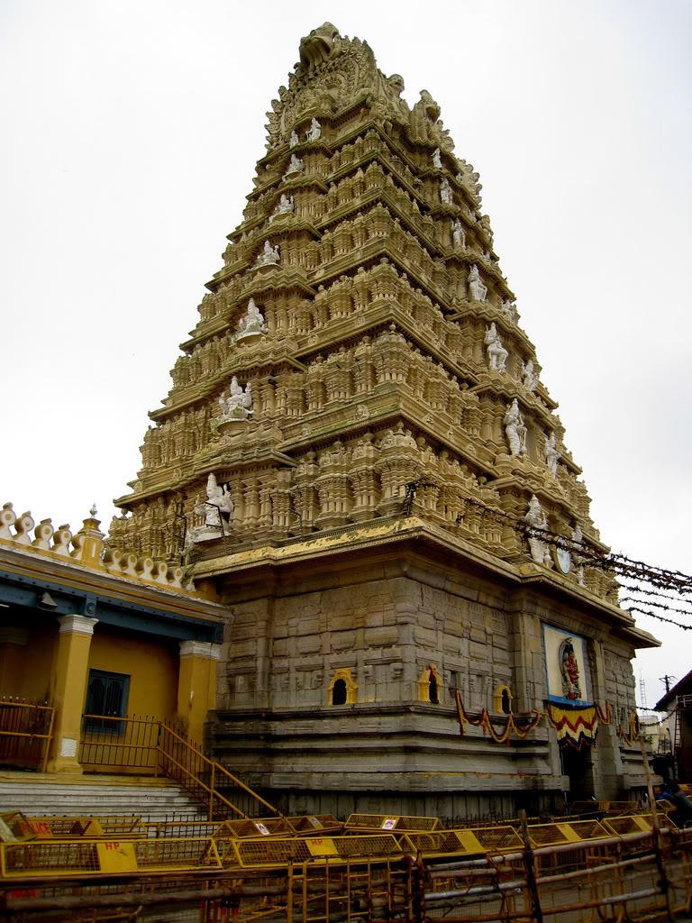 God Photos: Shri Chamundeshwari Temple , Mysore, Karnataka ...